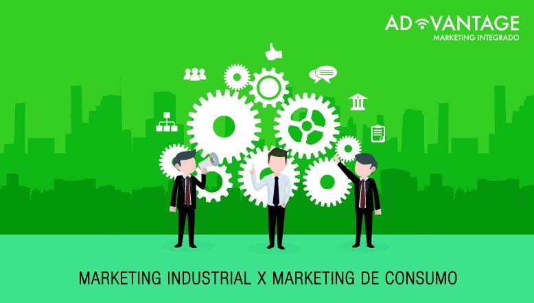 marketing industrial x marketing de consumo