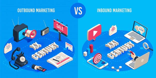 Diferenças Entre Inbound Marketing x Outbound Marketing