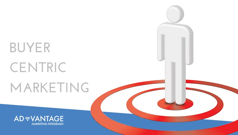 Buyer centric marketing, por que ouviremos muito isso?
